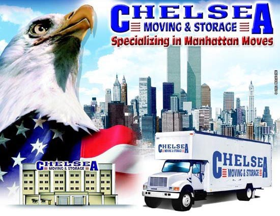Manhattan Movers, NYC Moving Company, Chelsea Moving And Storage